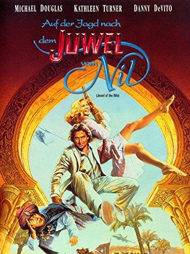 Auf der Jagd nach dem Juwel vom Nil Film