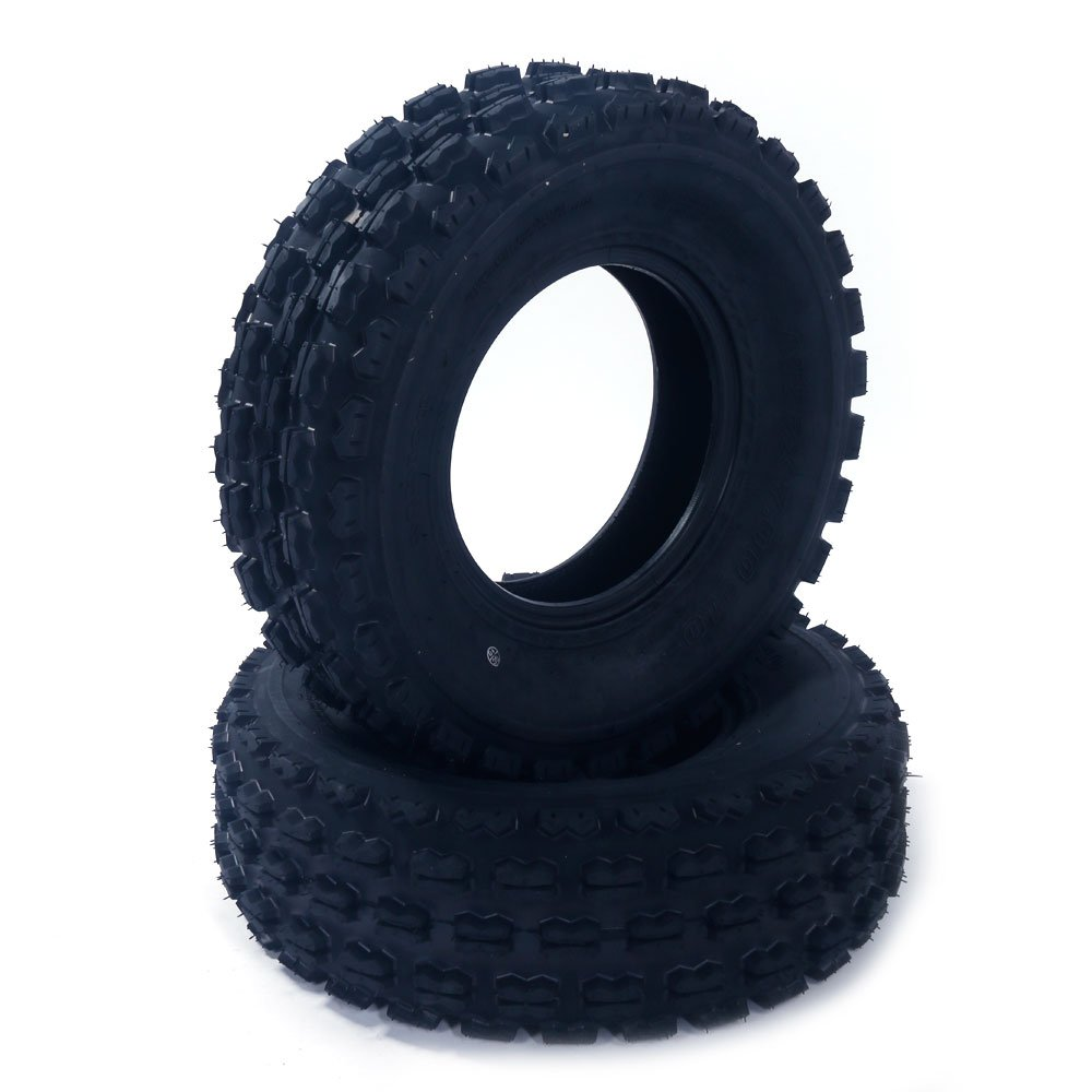 2 ATV Tires 22x7-10 22x7x10 LRB 4PR P356 Front