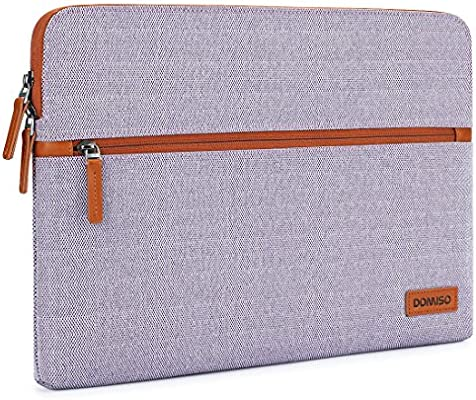 DOMISO 14 Pulgadas Funda Bolsa Protectora para Ordenador Portátil/Tablet / Netbook/Apple / HP Stream 14 Pavilion 14 / Acer Aspire 1 Swift 3 / ...