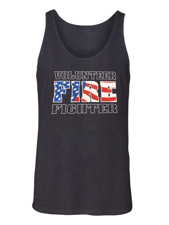 Volunteer Firefighter Tank Top 5268 Shirts