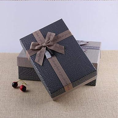 Caja de regalo Embalaje Exquisito Simple Ropa de cumpleaños ...