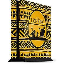 The Lion King PS4 Console Skin - The Lion King Tribal Print | Disney X Skinit Skin