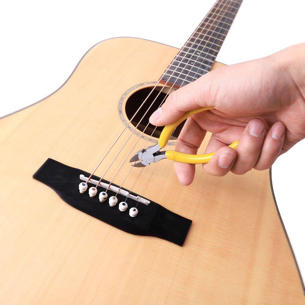 Professional Acoustic Guitar Repair Tools Guitar Maintenance Kit by Guitar and Bass Tools (Image #9)