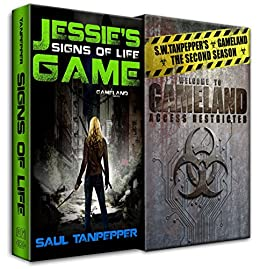 Signs of Life: JESSIE'S GAME Book 1 (S.W. Tanpepper's GAMELAND) by [Tanpepper, Saul]