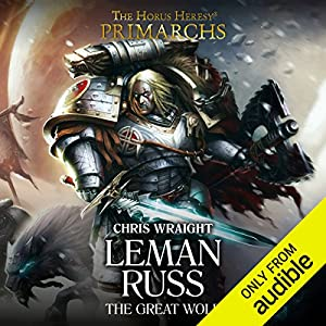 Leman Russ: The Great Wolf Hörbuch