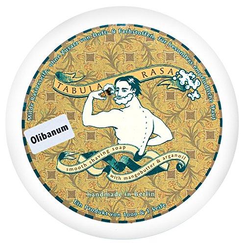 Tabula Rasa Olibanum Shaving Soap, 90 g. Shave Bowl