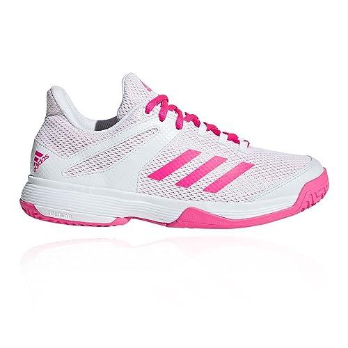 adidas Adizero Club K, Zapatillas de Tenis Unisex niños: Amazon.es: Zapatos y complementos