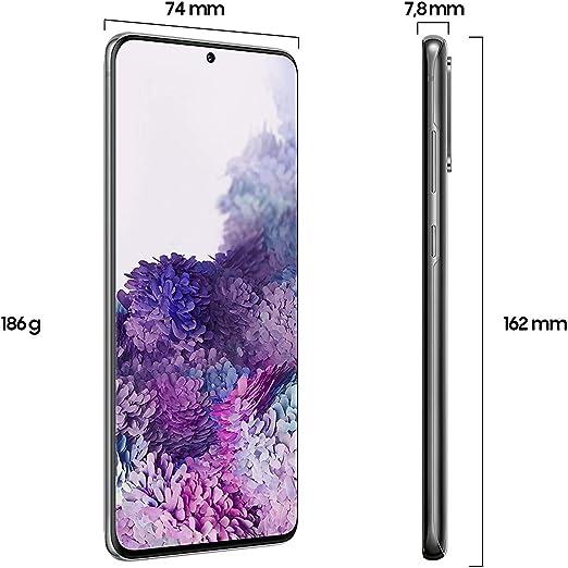 Samsung Galaxy S20+ 5G - Smartphone 6.7