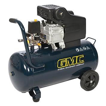 Silverline 270120 GMC Compresseur d air 50 L 2 C.V. 1500 W  Amazon ... 6d2bde03021c