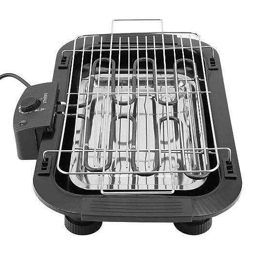 Garosa Horno Eléctrico BBQ Grill Mahcine Ajustes de Temperatura ...