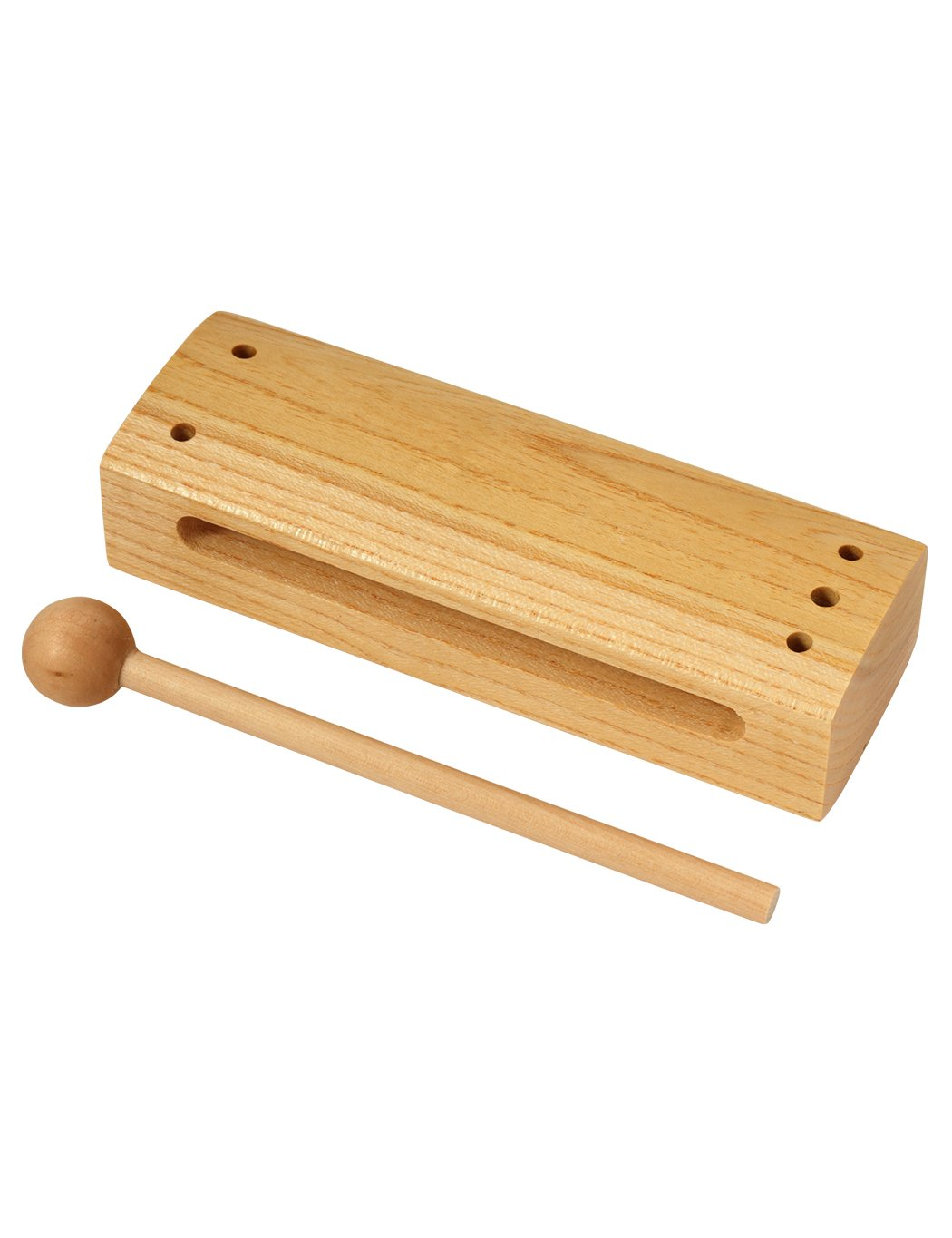 Large Wood Block With Mallet by ab kids-128 ab drums