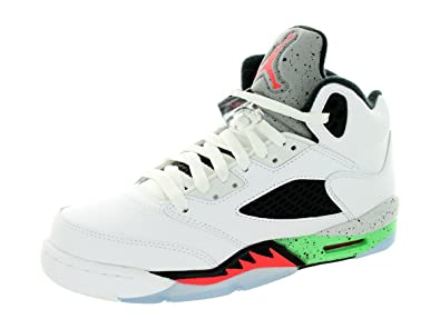 1862c71fbaae4a Image Unavailable. Image not available for. Color  Air Jordan 5 Retro BG - 440888  115