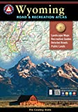 Wyoming Road and Recreation Atlas, Benchmark Maps, 0929591992