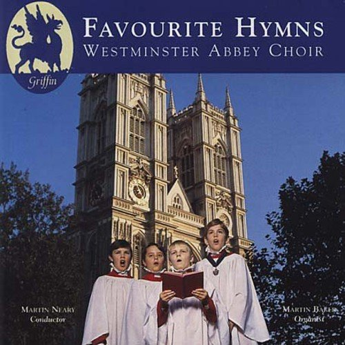 Favourite Hymns From Westminster Abbey (Hymns Favourite Cd)