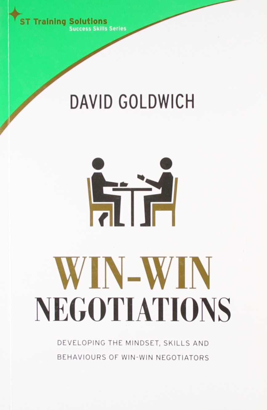 Negotiate To Win Pdf