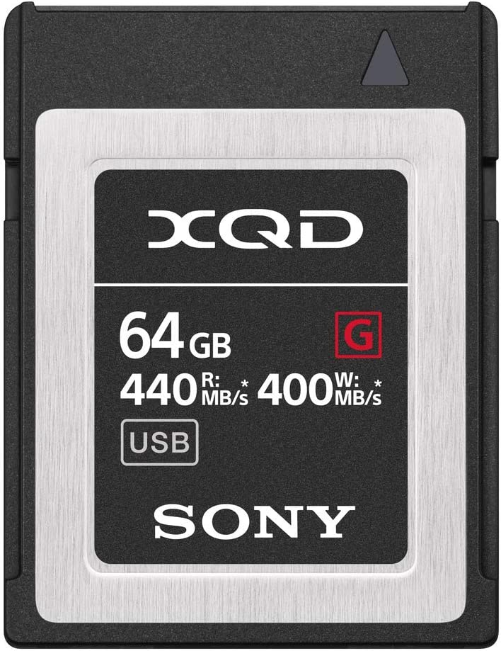 Amazon.com: Sony Xqd G Memory Card: Computers & Accessories