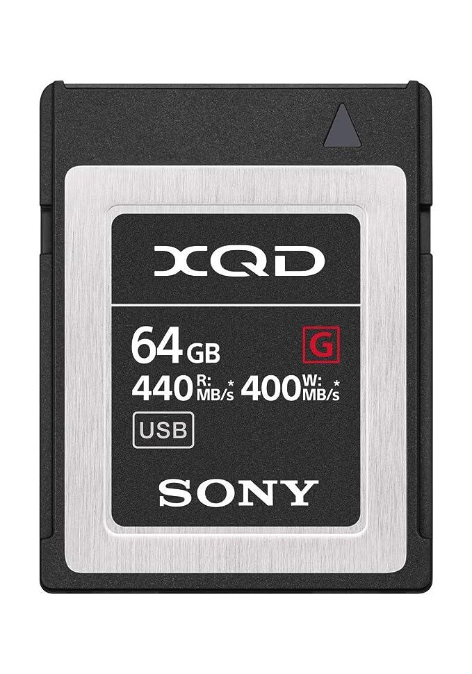 Sony Xqd G Memory Card Interno Negro Unidad de Disco óptico