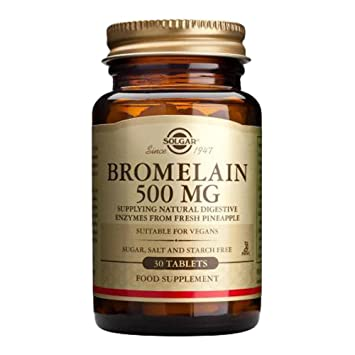 Amazon.com: Bromelina – Natural agente tensoactivo ...