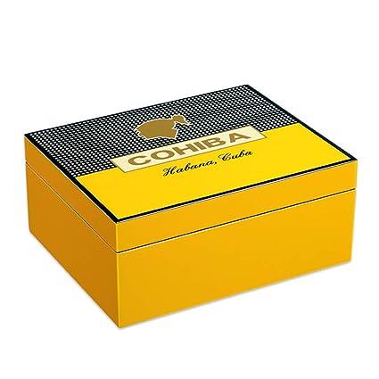 Cajas y dispensadores Humidor de Cigarro Alcohol Cedro ...