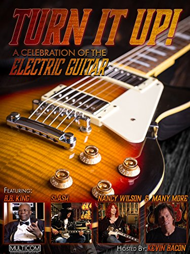 Turn It Up! A Celebration of the Electric - Fender Bb