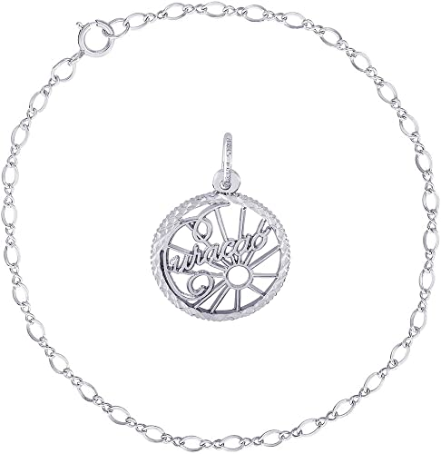 Rembrandt Charms Disc Charm
