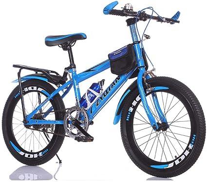 TD Bicicleta para Niños 20 Pulgadas Bicicleta De Montaña Colorear Carro De Estudiante V0023 (Color : Red): Amazon.es: Deportes y aire libre