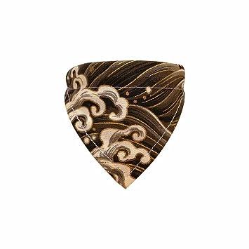 Tong Yue Pañuelo para mascotas, perro, gato, bandana, triángulo, bufanda, pañuelo para mascotas, accesorios para perros y gatos pequeños y medianos: ...