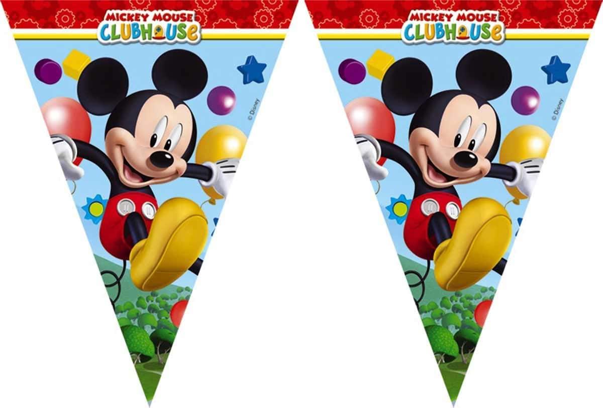 Folat B.V. Amscan - Guirnalda,diseño de Mickey Mouse