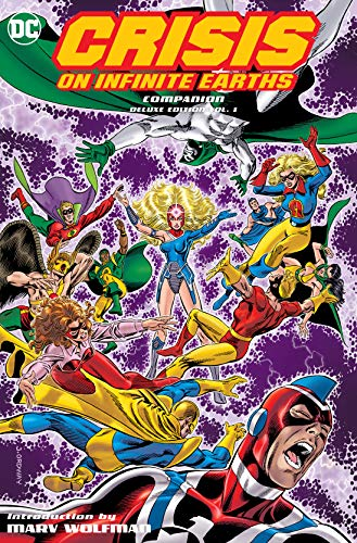 Crisis on Infinite Earths Companion Deluxe Edition Vol. 1 ()