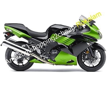 Kawasaki Moto Parts Ninja ZX14R ZX1-4R ZZZ-R1400 2006 2007 ...