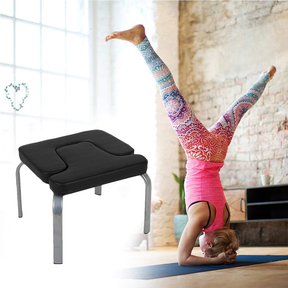 Amazon.com: Kit de gimnasio con banco de yoga, soporte para ...