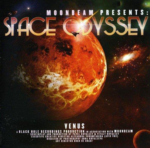 CD : Moonbeam - Space Odyssey (United Kingdom - Import, 2PC)
