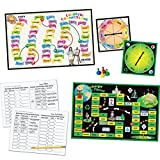 Really Good Stuff Prefix & Suffix Spin Board Games
