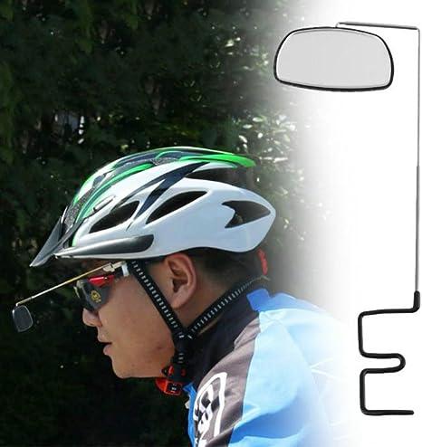 Espejo giratorio de 360 grados para bicicleta, espejo retrovisor ...