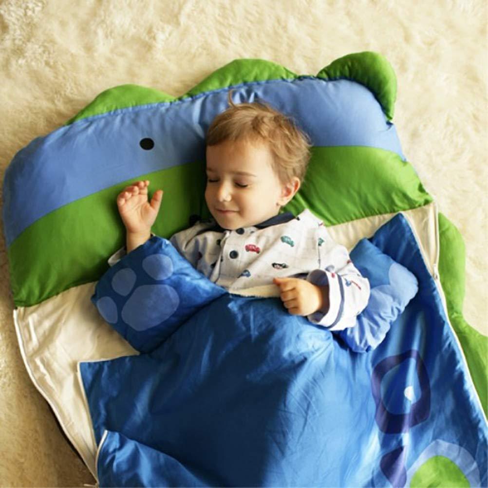 EsTong Unisex Children's Sleeping Bag Dinosaur Kids Camping Indoor Outdoor Traveling Sleepsacks Dinosaur by EsTong (Image #4)