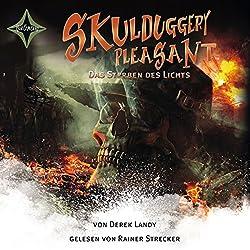 Das Sterben des Lichts (Skulduggery Pleasant 9)