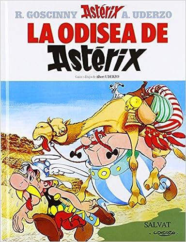 La Odisea de Asterix (Spanish Edition)