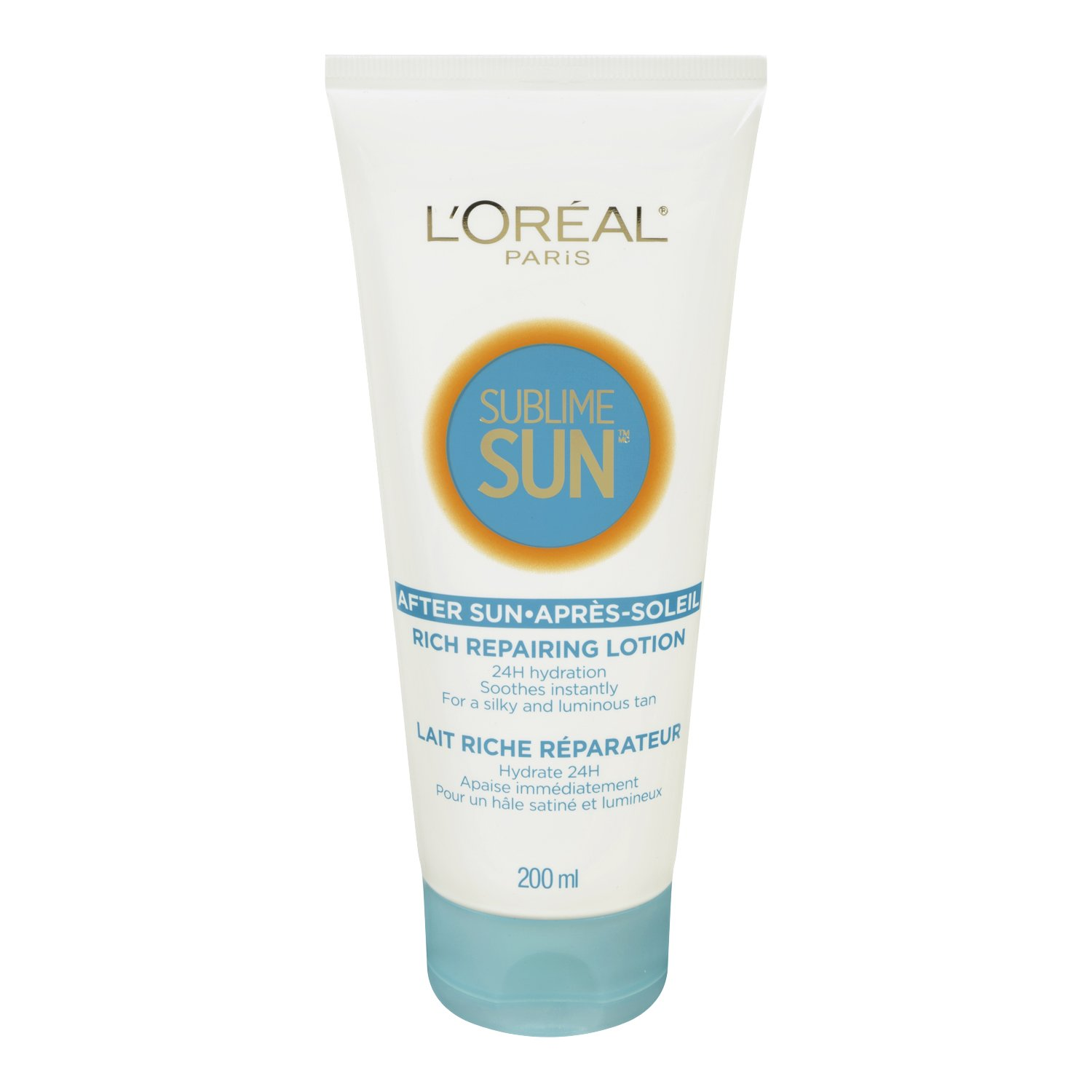 L'Oreal Paris Sublime After Sun, 200-Milliliter L'Oreal Paris L'oreal Paris Sublime Sun