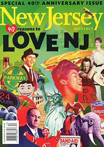 Monthly Magazine Mag - New Jersey Monthly