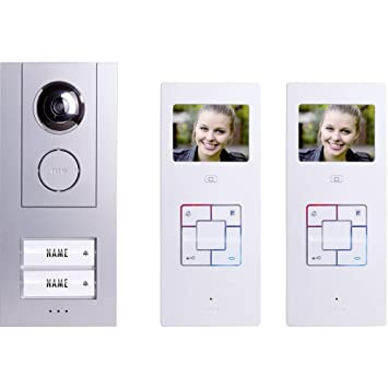 m-e Vistus Ad-400/suppl/émentaires unit/é int/érieure Audio-doorphone