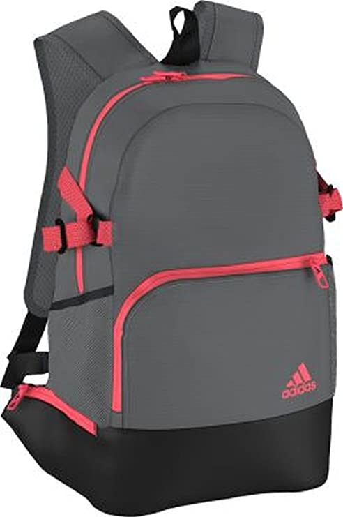 490e0d8f8c7c Adidas NGA 1.0 M Fab 2 Synthetic Backpack (Green Black Red)  Amazon.in   Sports