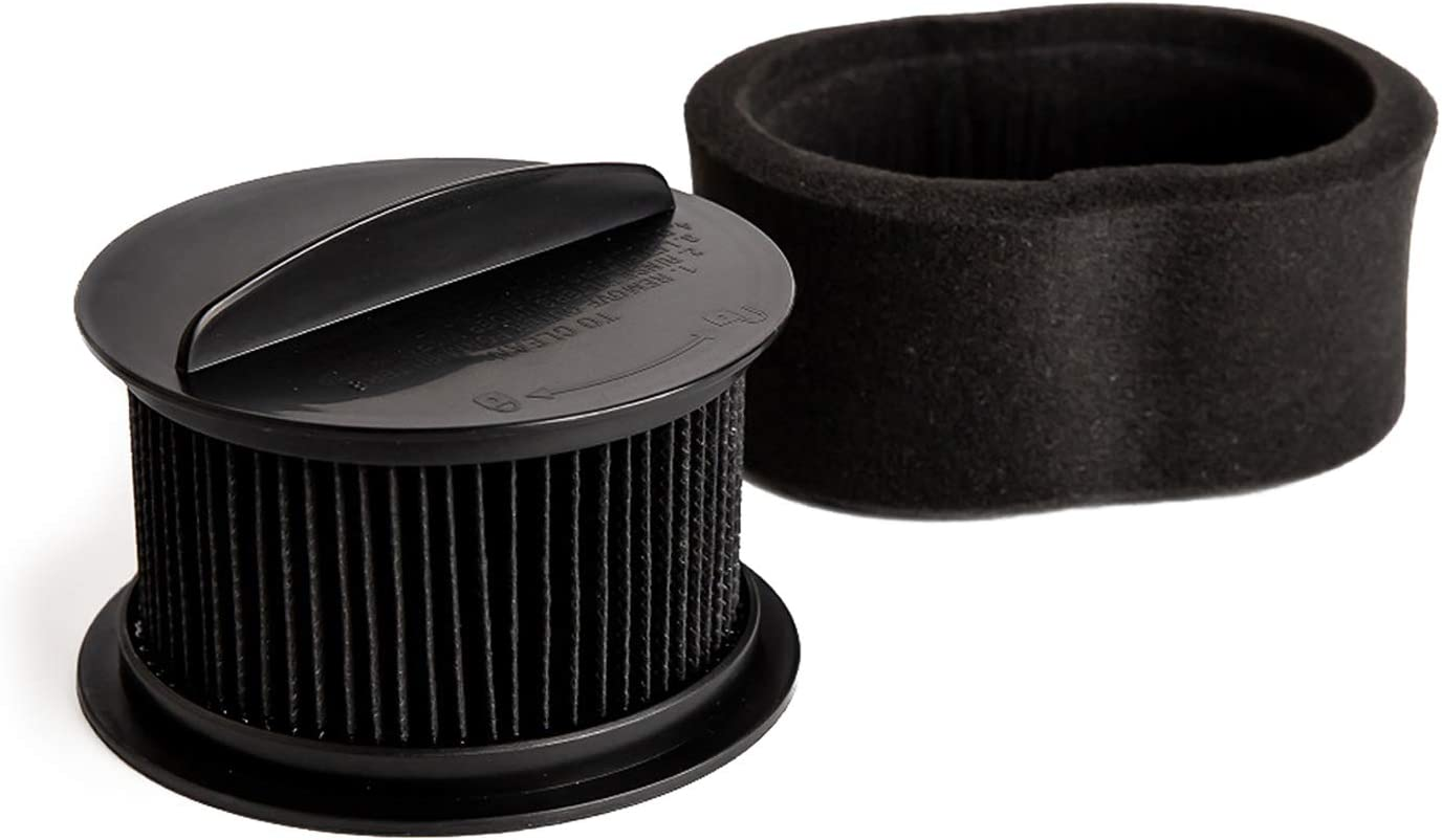 2 Pack Washable Filter Set for Bissell 32R9 Circular Vacuum Replacements Part