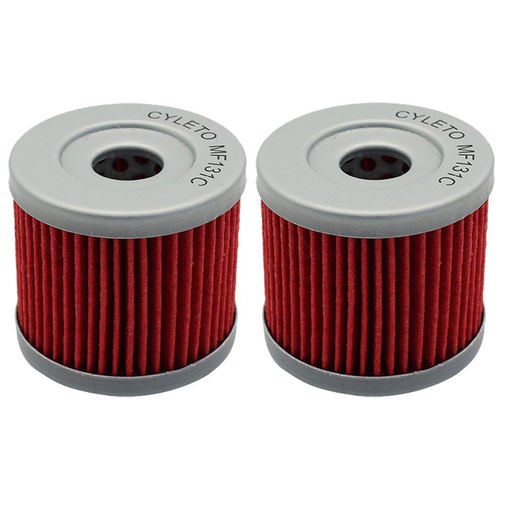 Cyleto filtro olio per Suzuki UH125/Uh 125/BURGMAN 125/2002/ /2012//UH200/Uh 200/BURGMAN 200/2007/2008/2009/2010/2011/2012
