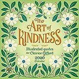 Books : The Art of Kindness 2020 Wall Calendar