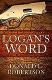 logan s word a logan family western book 1 logan family western series