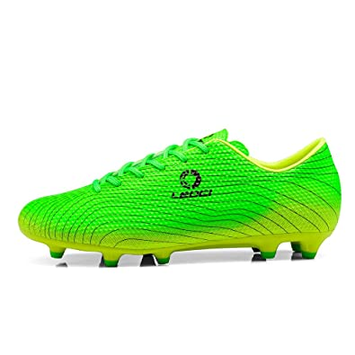 fd5ab048aef Anduode Kids  Firm Ground Soccer Shoes Soccer Cleats (US3.5