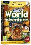 World Adventure Triple Pack (PC CD/Mac)