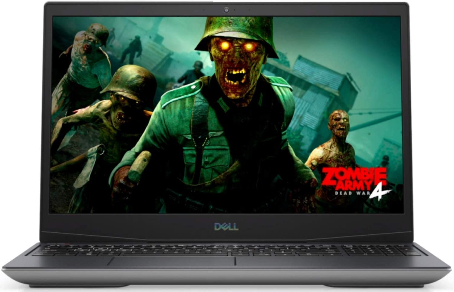 "Newest Dell G5 SE 5505 15.6"" FHD IPS High Performance Gaming Laptop, AMD 4th Gen Ryzen 5 4600H 6-core, 8GB RAM, 256GB PCIe SSD, Backlit Keyboard, AMD Radeon RX 5600M, Windows 10"