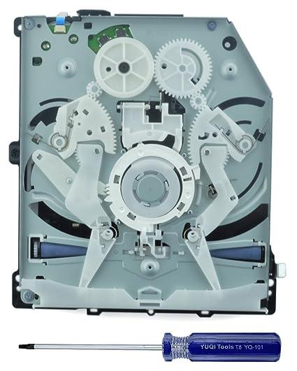 Original Sony PS4 Bluray DVD Drive with BDP-020 BDP-025 Circuit Board  KES-490A KES-490AAA KEM-490A KEM-490AAA for CUH-1001A CUH-1115A CUH-10XXA