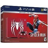Consola PlayStation 4 Pro con Juego Marvel's Spider-Man + Control Inalámbrico DualShock 4 - Collector's Limited Edition